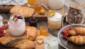Для завтрака Стоковые Изображения