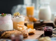 Для завтрака Стоковое Изображение