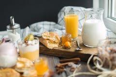 Для завтрака Стоковые Фотографии RF