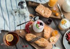 Для завтрака Стоковая Фотография RF