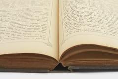 Евангелие книги старое раскрывает Стоковое Изображение RF