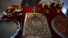 Евангелие книги церков Святейшая библия акции видеоматериалы