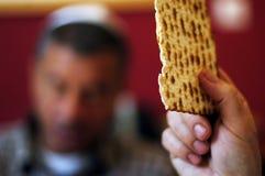 еврейская пасха обеда торжеств Стоковые Изображения RF