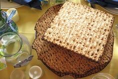 Еврейская пасха Seder Стоковые Изображения