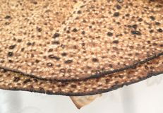 Еврейская пасха Seder Стоковое Изображение RF