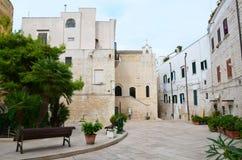 Еврейский квартал Стоковые Изображения