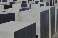 Еврейский памятник в Берлине стоковое изображение rf