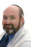 еврейский усмехаться человека Стоковая Фотография RF