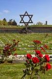 еврейское мемориальное terezin Стоковые Изображения