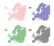 Европа иллюстрация штока