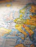 европа Стоковая Фотография