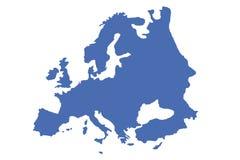 европа Стоковые Изображения RF