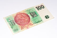 Европейская банкнота currancy Стоковые Изображения RF