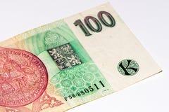 Европейская банкнота currancy Стоковое Изображение