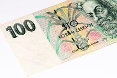 Европейская банкнота currancy Стоковое фото RF