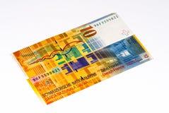 Европейская банкнота currancy Стоковое Изображение RF