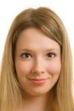 европейская девушка стоковое изображение