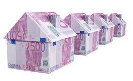 Европейская недвижимость Стоковое фото RF