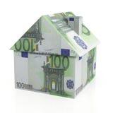 Европейская недвижимость Стоковое Фото