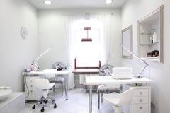 Европейская роскошная медицинская клиника Стоковые Изображения