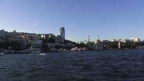 Европейская сторона Стамбул видеоматериал