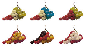 Европейские виноградины Иллюстрация штока
