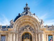 Европейские здания в Париже Стоковое Изображение RF