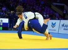 Европейские чемпионаты Варшава 2017 дзюдо, Стоковые Изображения RF