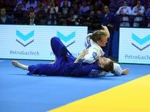 Европейские чемпионаты Варшава 2017 дзюдо, Стоковые Фотографии RF