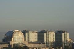 Европейский парламент Стоковые Фотографии RF