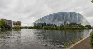 Европейский парламент Стоковое Фото