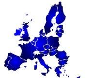 Европейский союз иллюстрация вектора