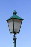 европейский старый уличный фонарь Стоковые Фотографии RF
