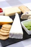 Европейский сыр Стоковые Изображения RF