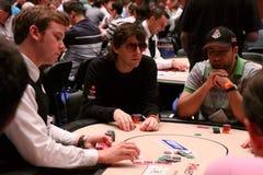 европейское путешествие покера kyiv Стоковое Изображение RF