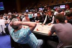 европейское путешествие покера kyiv Стоковое фото RF