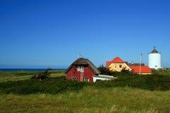 европейское село стоковое фото