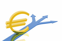 евро будьте иллюстрация вектора