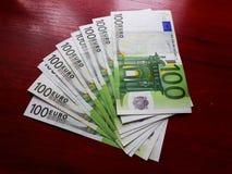 евро валюты кредиток схематическое 55 10 Стоковые Изображения RF