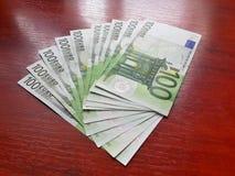 евро валюты кредиток схематическое 55 10 Стоковое Изображение
