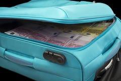 Евро в вагонетке Стоковая Фотография RF