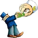 евро доллара против бесплатная иллюстрация