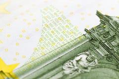 100 евро европейский Стоковая Фотография