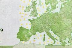 100 евро европейский Стоковые Фото