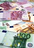 евро кредиток Стоковые Изображения RF