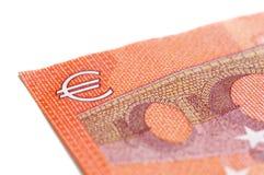 евро 10 кредитки Стоковые Изображения