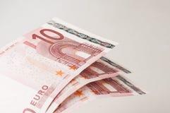 евро 10 кредиток Стоковые Фото