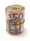евро 50 кредиток Стоковые Изображения RF