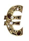 Евро панка пара иллюстрация вектора