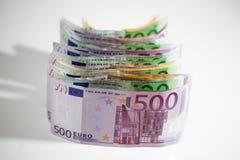 евро пука Стоковое фото RF